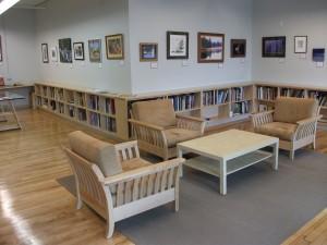 Johnson Sister's Library