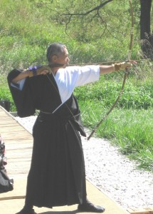 Chin Kyudo First Shot