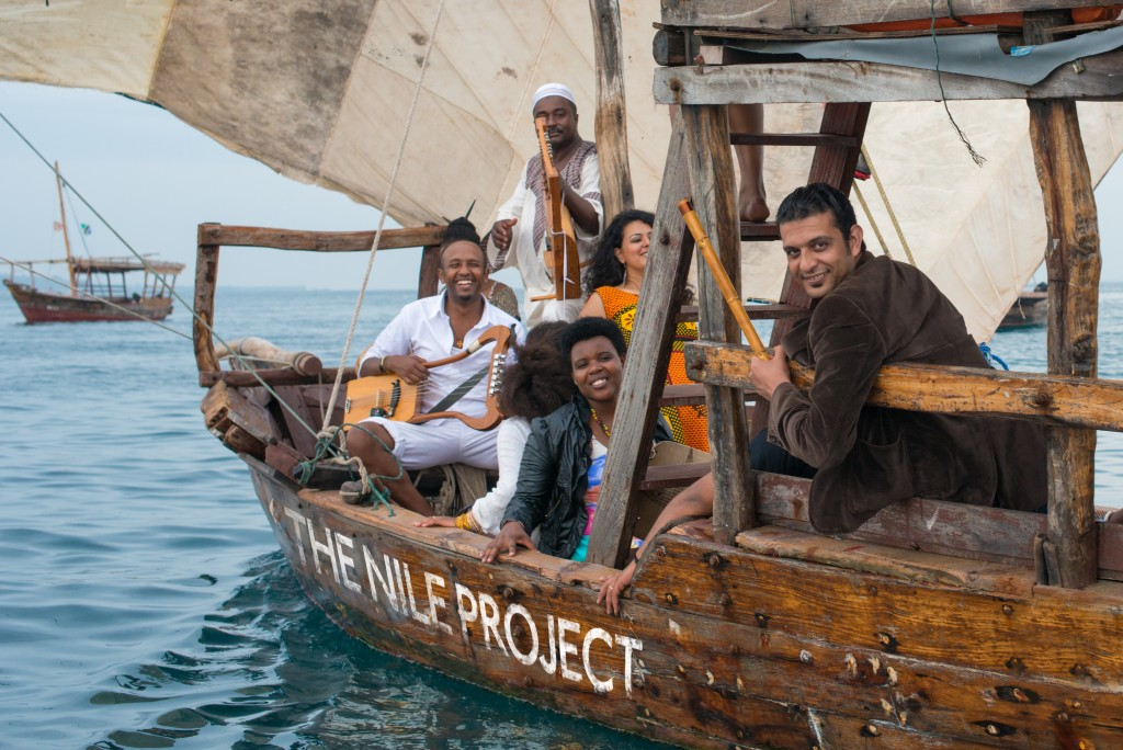 Nile Project Camp