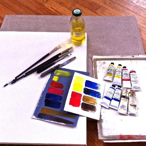 ADULT SUMMER - Ngoima Painting Intensive