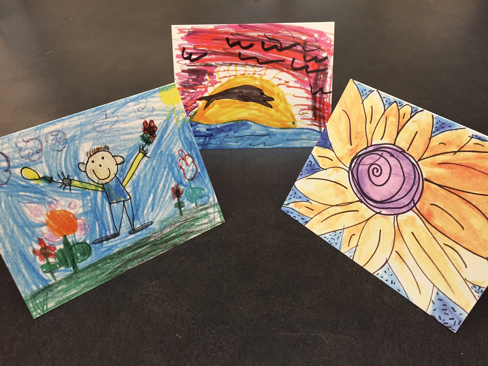 Personalized Greeting Cards To Support Avas Scholarship Fund Ava