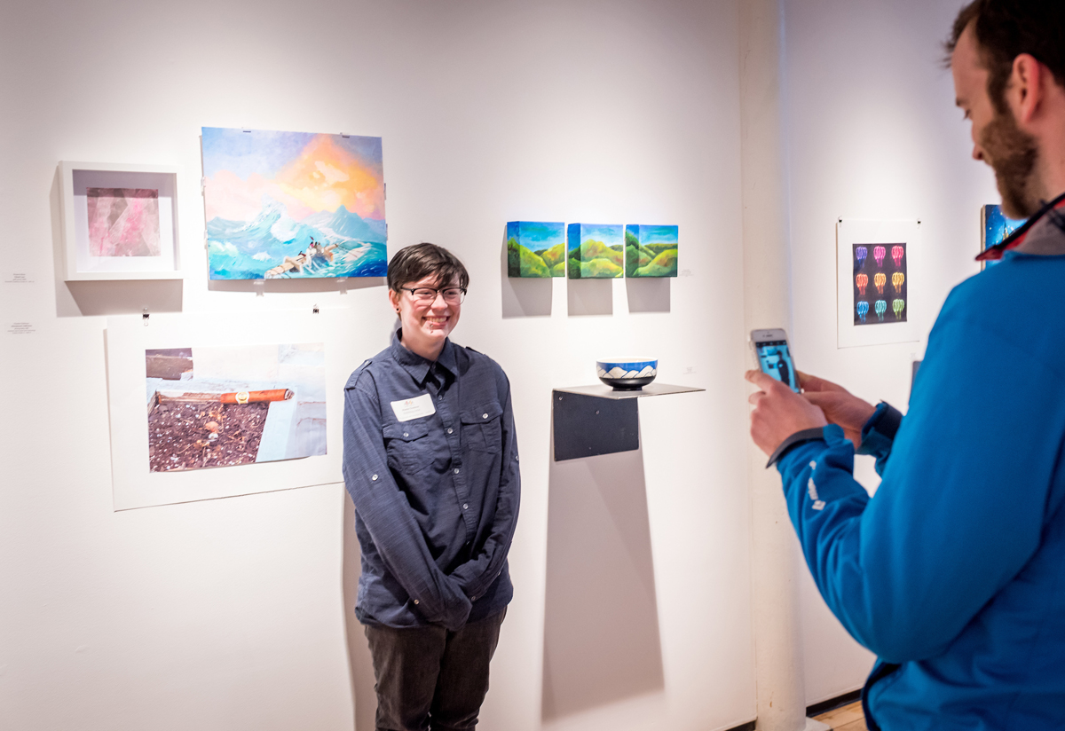 AVA Gallery's 11th Annual High School Exhibition