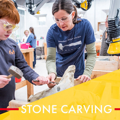 Stone Carving Classes
