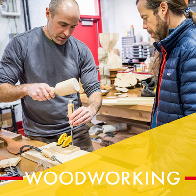 Woodworking Classes at AVA